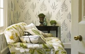 Woodland Fern Wallpaper